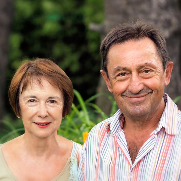 Jean-Luc et Magali Quissargues